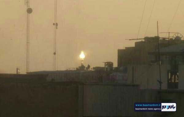 شلیک ممتد ضدهوایی در مرکز تهران |فرمانداری: پهپاد ناشناس ساقط شد | ارتش: خارج شد (+ عکس وفیلم)
