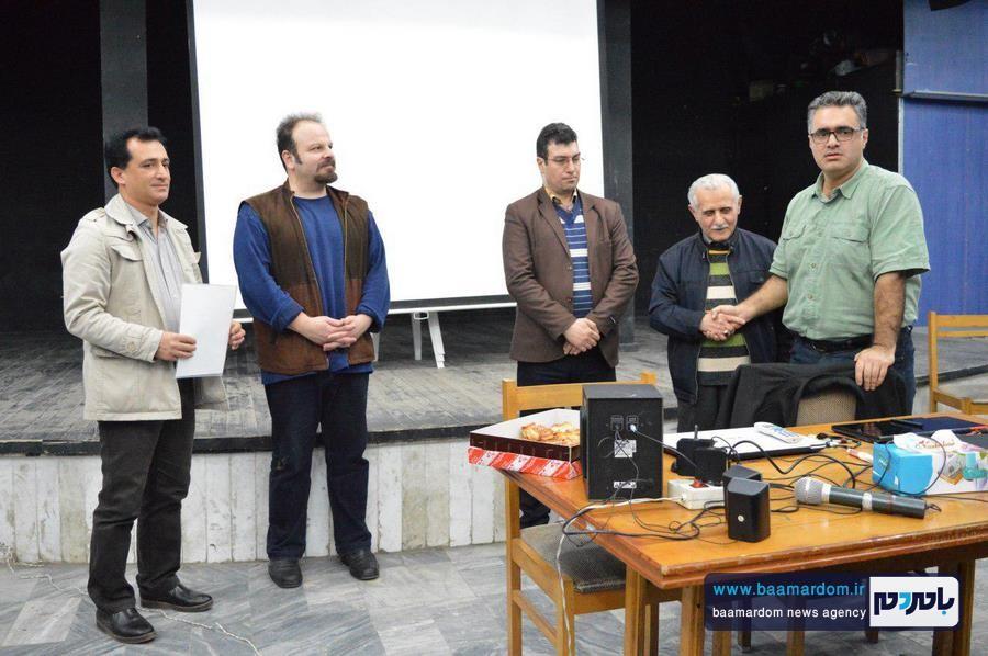 كانون عكس انجمن سینمای جوان لاهیجان 1 - صد و دومين جلسه كانون عكس لاهیجان برگزار شد + تصاویر