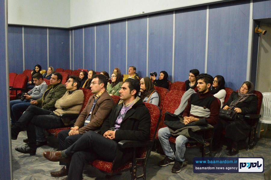 صد و دومين جلسه كانون عكس لاهیجان برگزار شد + تصاویر