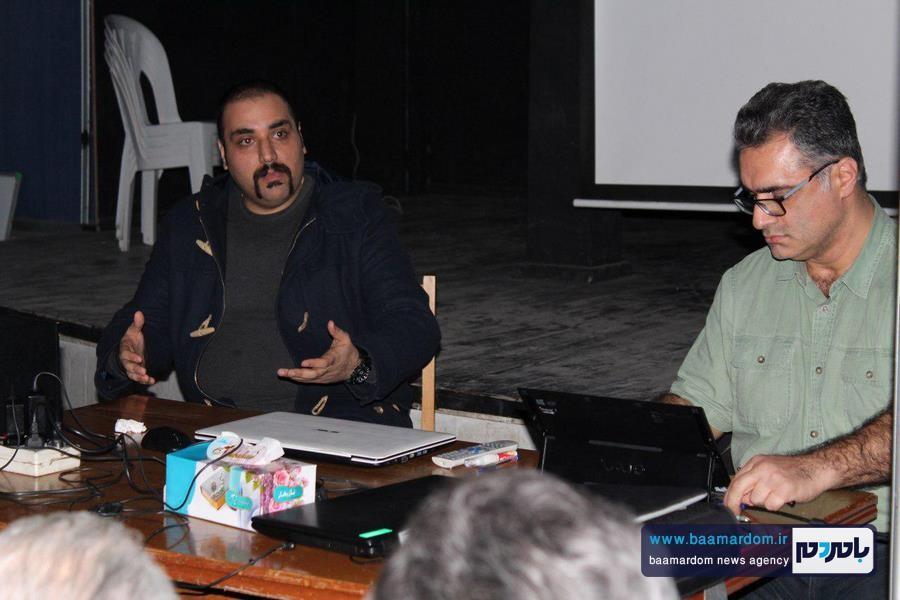 كانون عكس انجمن سینمای جوان لاهیجان 3 - صد و دومين جلسه كانون عكس لاهیجان برگزار شد + تصاویر