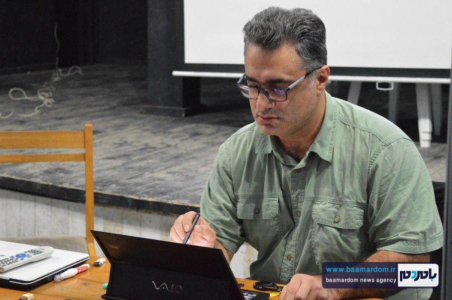كانون عكس انجمن سینمای جوان لاهیجان 8 - صد و دومين جلسه كانون عكس لاهیجان برگزار شد + تصاویر