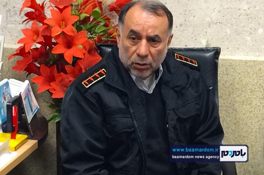 امدادرسانی آتشنشانان لاهیجان در پی بارش شدید باران   ثبت ۲۴۰ مورد تماس درخواست کمک