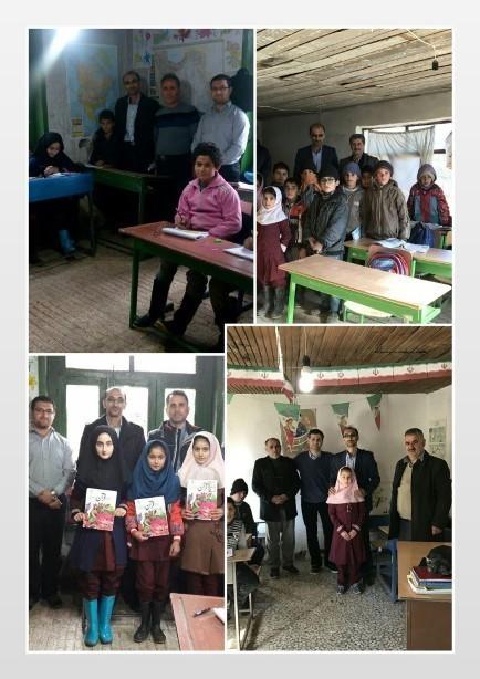 آغاز ساخت ۶ مدرسه خیّر ساز در روستاهای تالش