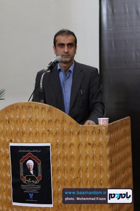 مراسم گرامیداشت ارتحال آیت الله هاشمی در دانشگاه آزاد لاهیجان 19 - مراسم گرامیداشت ارتحال آیت الله هاشمی در دانشگاه آزاد لاهیجان