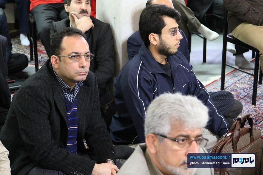 مراسم گرامیداشت ارتحال آیت الله هاشمی در دانشگاه آزاد لاهیجان 24 - مراسم گرامیداشت ارتحال آیت الله هاشمی در دانشگاه آزاد لاهیجان