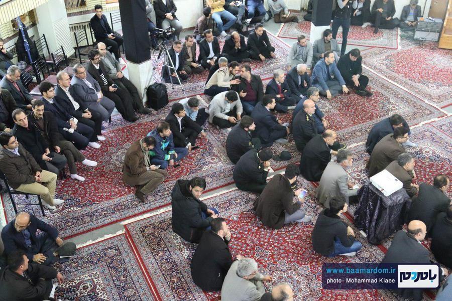 مراسم گرامیداشت ارتحال آیت الله هاشمی در دانشگاه آزاد لاهیجان 45 - مراسم گرامیداشت ارتحال آیت الله هاشمی در دانشگاه آزاد لاهیجان