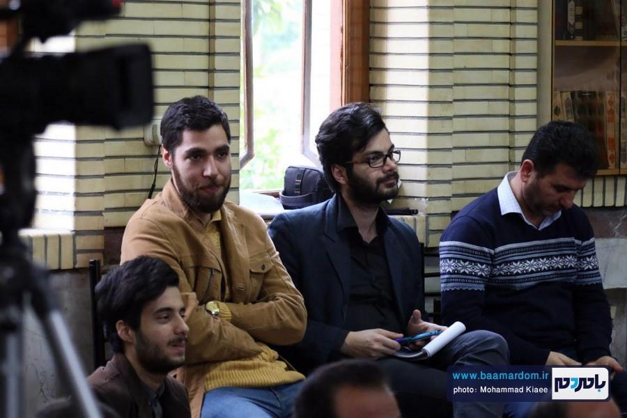 مراسم گرامیداشت ارتحال آیت الله هاشمی در دانشگاه آزاد لاهیجان 49 - مراسم گرامیداشت ارتحال آیت الله هاشمی در دانشگاه آزاد لاهیجان