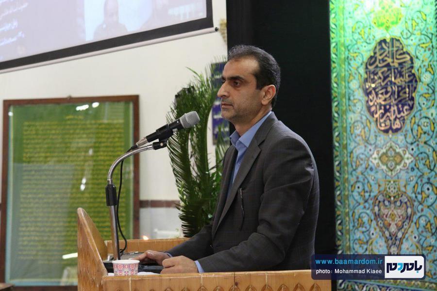 مراسم گرامیداشت ارتحال آیت الله هاشمی در دانشگاه آزاد لاهیجان 8 - مراسم گرامیداشت ارتحال آیت الله هاشمی در دانشگاه آزاد لاهیجان