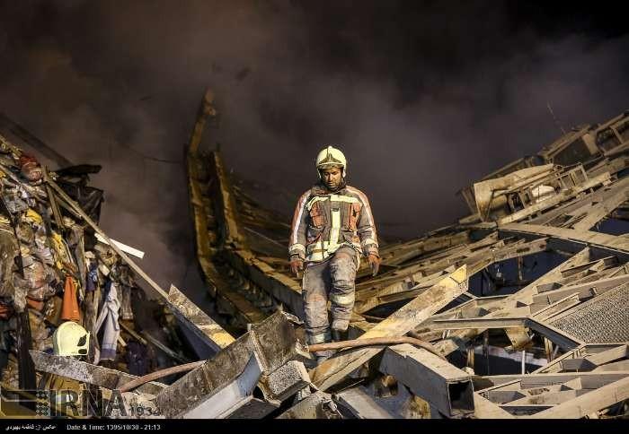 پیام تسلیت شهردار رودسر در پی حادثه ناگوار آتش سوزی تهران