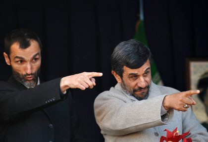 دست رد بقایی به درخواست ویژه احمدی نژاد