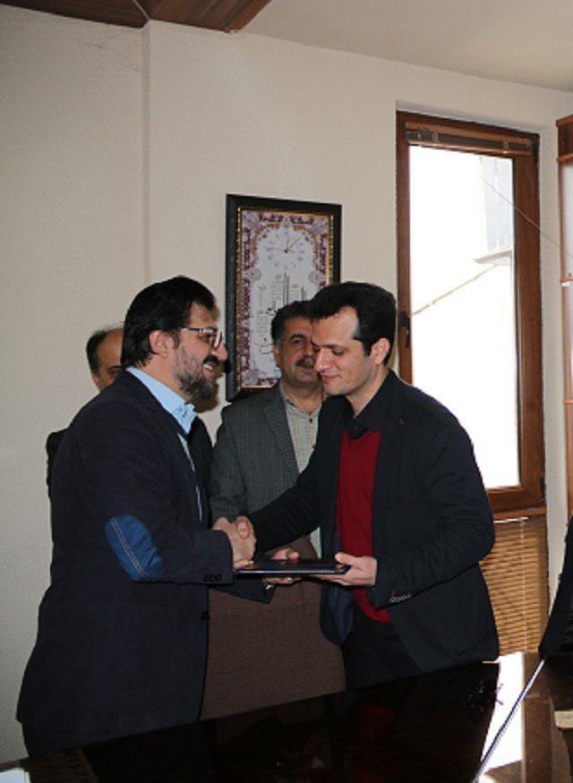 تقدیر شهردار لاهیجان از جامعه مهندسی کشور