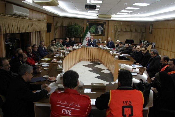 تسهیل در تردد و رفع نواقص برق رسانی اولویت مدیران است   تمام مدارس استان روز شنبه تعطیل است