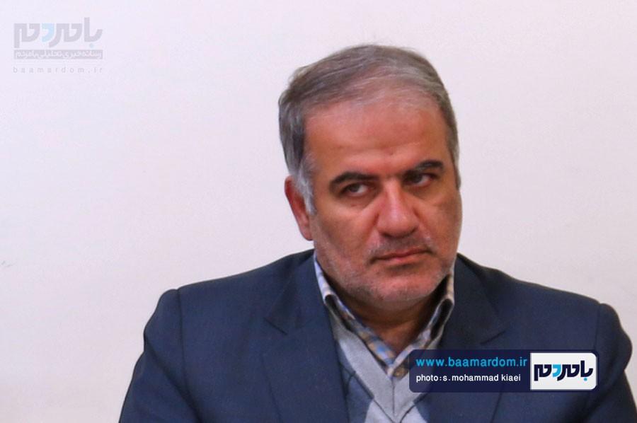 فرماندار لاهیجان در برف لاهیجان خوب عمل کرد | می تواند برای سایر شهرستان ها الگو باشد