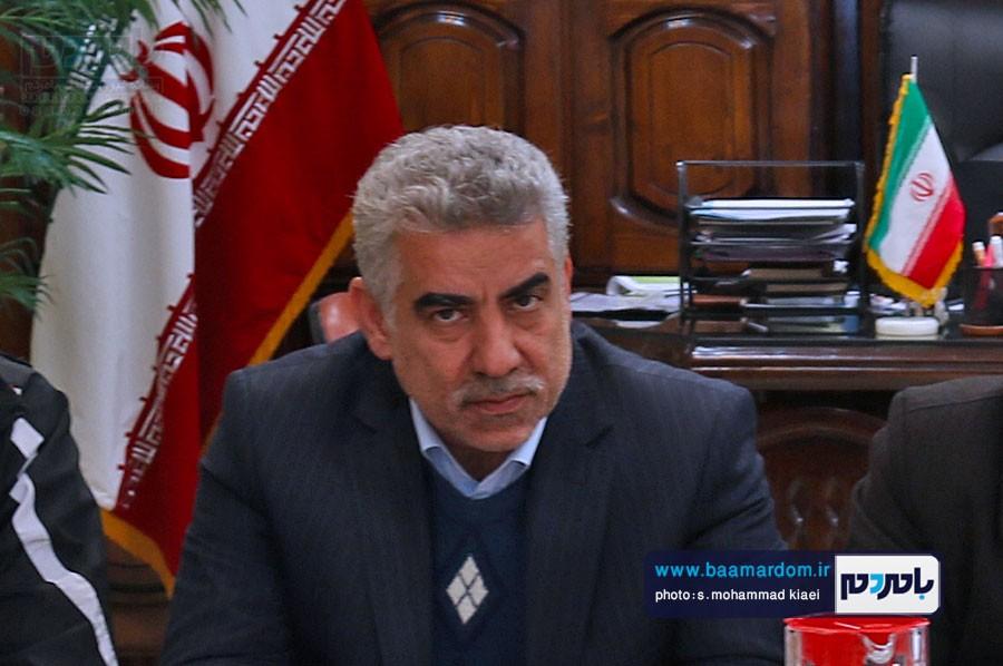 """آقای عباسی عزل شهردار املش سیاسی نیست بلکه حمایت از او """"سیاسی بازی"""" است"""