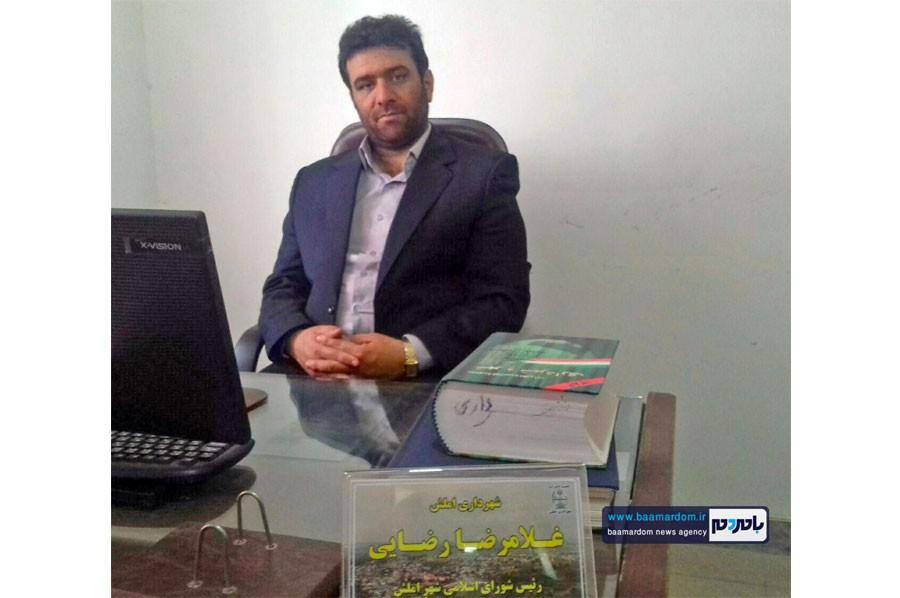 غلامرضا رضایی 1 - از سیاسی کاری بعضی از اعضا خسته شده ایم | ما نماینده مردم در شورای شهر هستیم نه نماینده هیچ کس دیگر