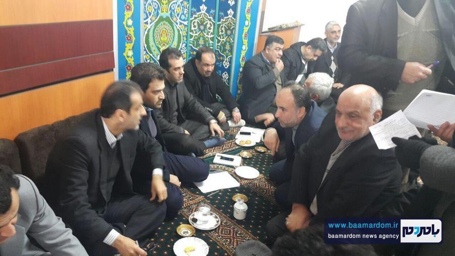 ملاقات عمومی مردم با مسئولین در لاهیجان + گزارش تصویری