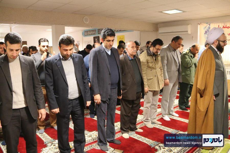 روشنگری به مناسبت دهه مبارک فجر در شهرداری لاهیجان 1 - نشست روشنگری در شهرداری لاهیجان برگزار شد + تصاویر