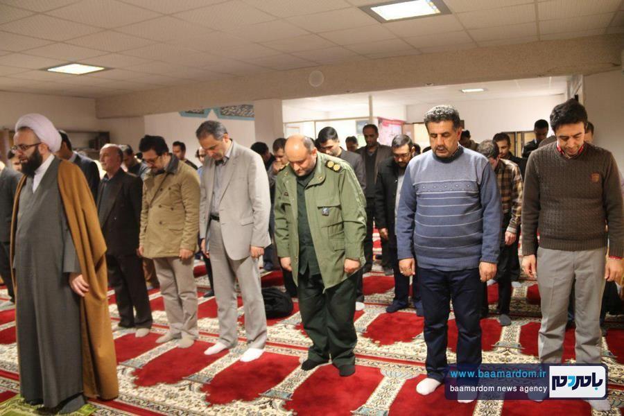 روشنگری به مناسبت دهه مبارک فجر در شهرداری لاهیجان 2 - نشست روشنگری در شهرداری لاهیجان برگزار شد + تصاویر
