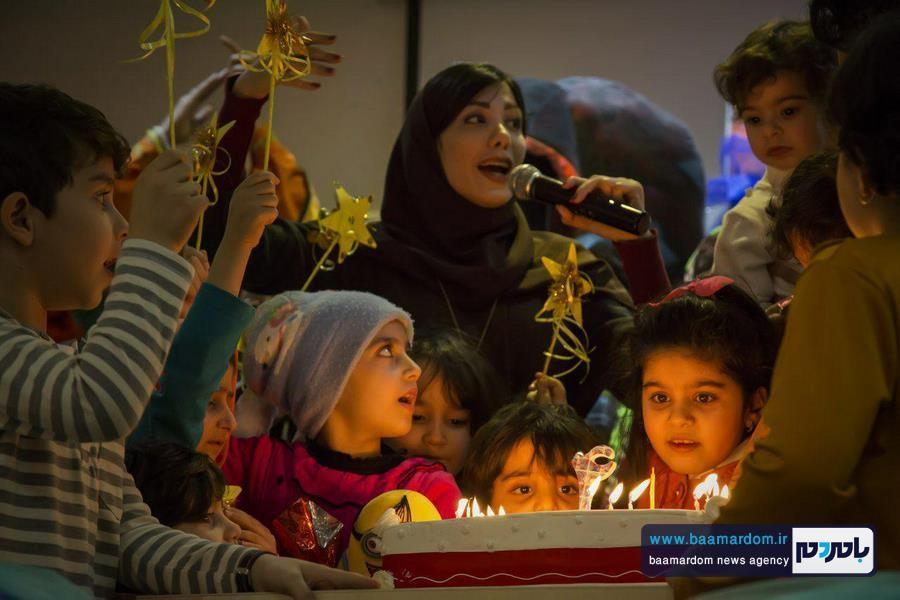 چهارمین جشن گروه خیریه لبخند در رشت برگزار شد + گزارش تصویری