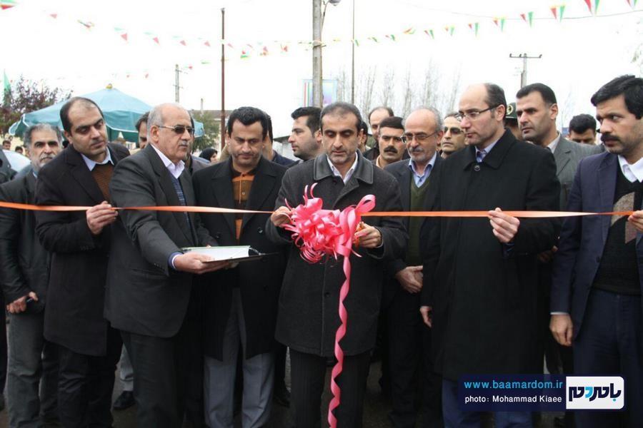 گزارش تصویری دومین روز گرامیداشت دهه مبارک فجر در لاهیجان