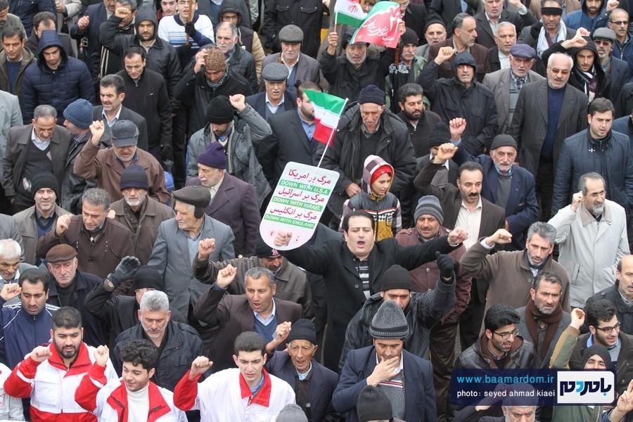 22 بهمن لاهیجان 23 - راهپیمایی 22 بهمن در لاهیجان برگزار شد   گزارش تصویری اول