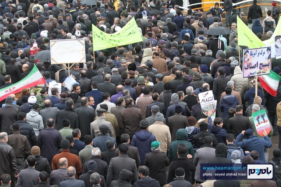 22 بهمن لاهیجان 31 - راهپیمایی 22 بهمن در لاهیجان برگزار شد   گزارش تصویری اول