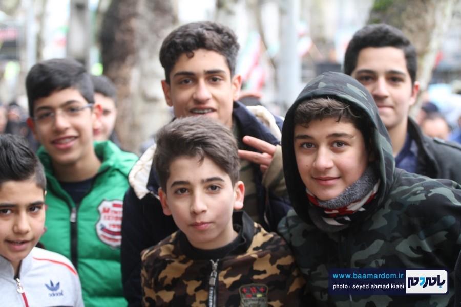22 بهمن لاهیجان 38 - راهپیمایی 22 بهمن در لاهیجان برگزار شد   گزارش تصویری اول