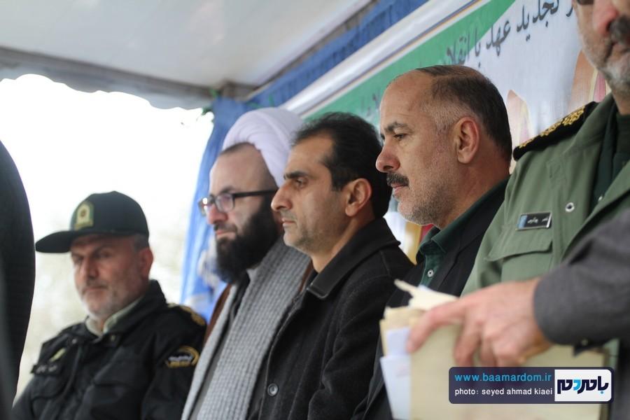 22 بهمن لاهیجان 40 - راهپیمایی 22 بهمن در لاهیجان برگزار شد   گزارش تصویری اول