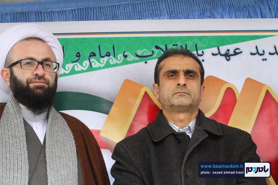 22 بهمن لاهیجان 41 - راهپیمایی 22 بهمن در لاهیجان برگزار شد   گزارش تصویری اول
