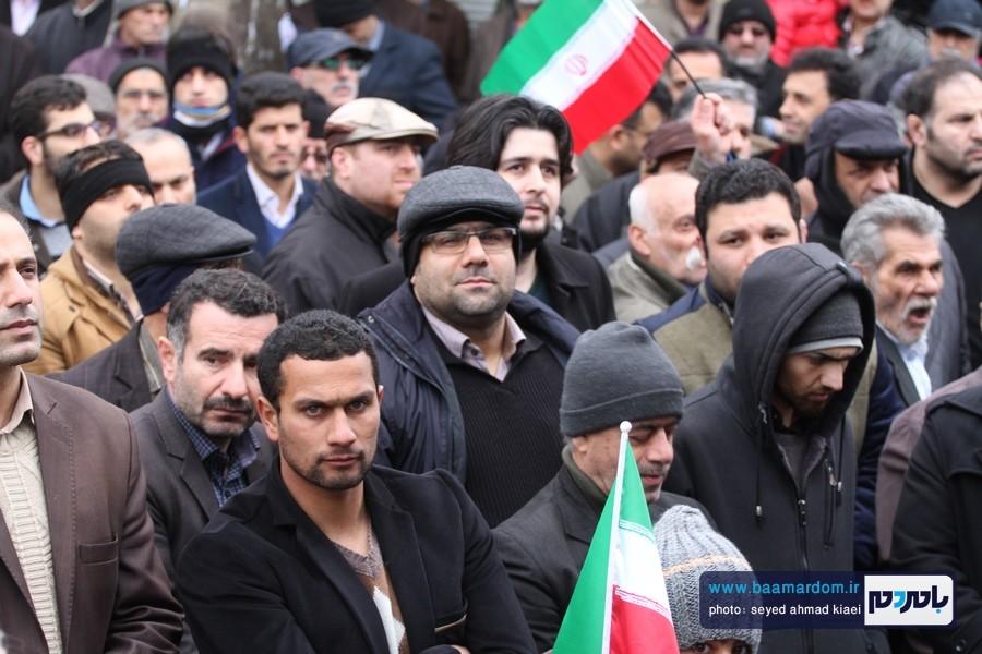 22 بهمن لاهیجان 49 - راهپیمایی 22 بهمن در لاهیجان برگزار شد   گزارش تصویری اول