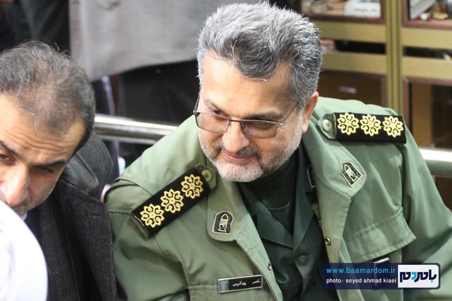 22 بهمن لاهیجان 57 - راهپیمایی 22 بهمن در لاهیجان برگزار شد   گزارش تصویری اول