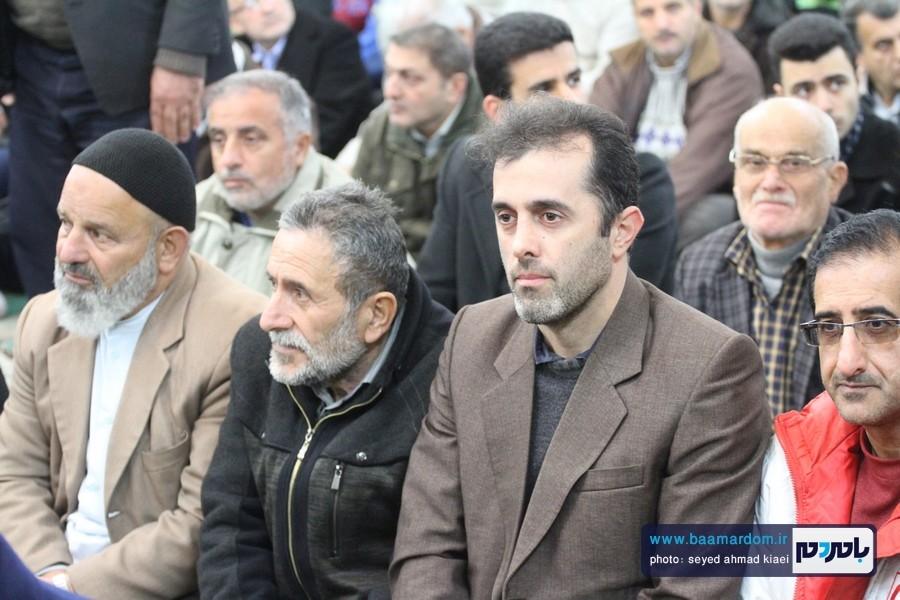 22 بهمن لاهیجان 58 - راهپیمایی 22 بهمن در لاهیجان برگزار شد   گزارش تصویری اول