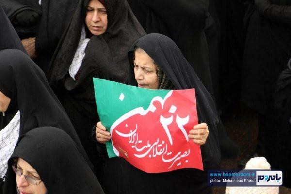 22 بهمن لاهیجان 8 1 600x400 - نمایش 40 سال وحدت در دفاع از انقلاب