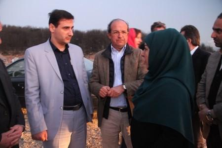 برگزاری جلسه مشترک هیات ایرانی و هیات اعزامی از اتحادیه اروپا در خصوص بررسی پتانسل های گیلان