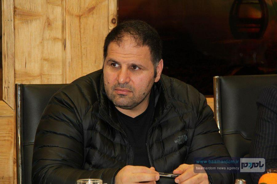 ابوذر ندیمی برای کد دار کردن پروژه بصورت ملی و تامین اعتبار آن سنگ تمام گذاشت