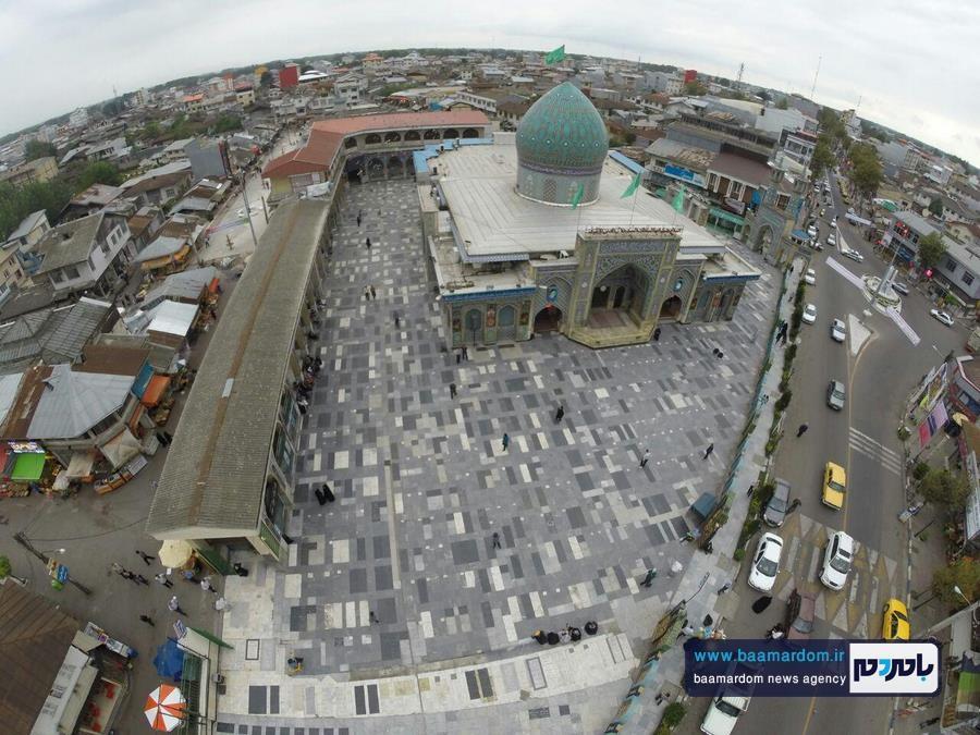 گوشه ای از اقدامات انجام شده در ضمینه های عمرانی، رفاهی، خدماتی و فرهنگی شهر آستانه اشرفیه