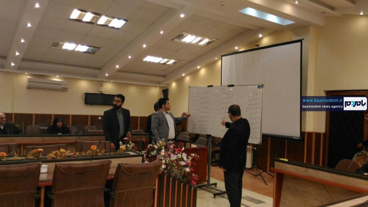 اعضای اصلی هیات اجرایی انتخابات در شهرستان لاهیجان انتخاب شدند+ تصاویر