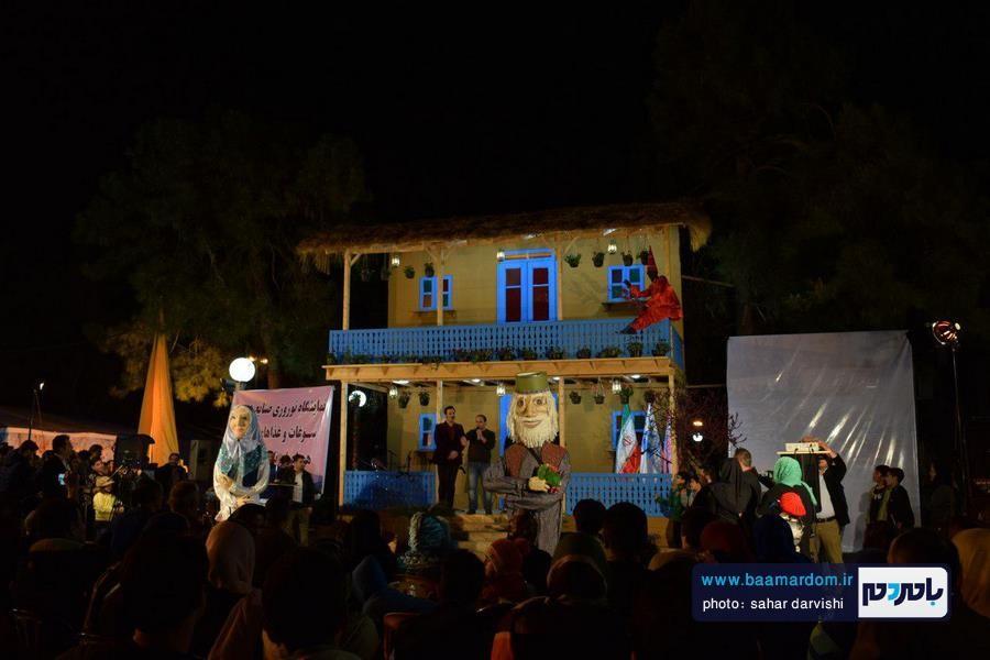جشنواره نوروزی بندرانزلی در حال برگزاری است + گزارش تصویری