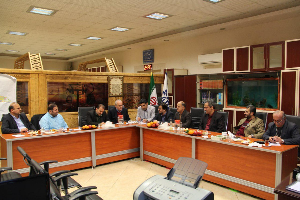 آخرین جلسه شورای اسلامی شهر لاهیجان در سال جاری برگزار شد