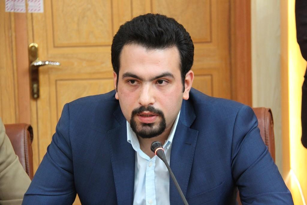 فرشاد نوروزپور بهعنوان مشاور رسانهای ستاد انتخاباتی حسن روحانی در گیلان منصوب شد