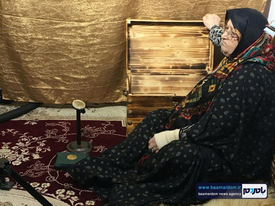 فيلم كوتاه «آييل» در لاهيجان ساخته شد + تصاویر