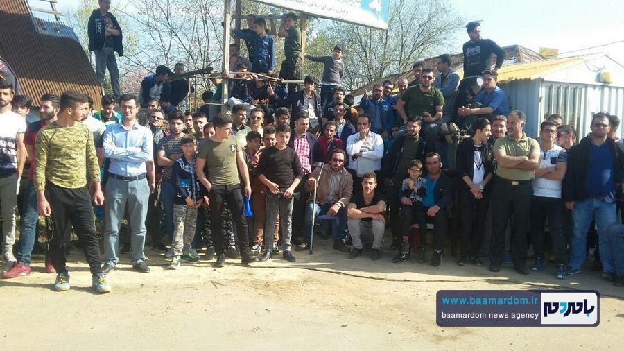 مسابقات قویترین مردان شهرستان لنگرود 22 - مسابقات قویترین مردان شهرستان لنگرود در روستای دریاکنار برگزار شد + گزارش تصویری