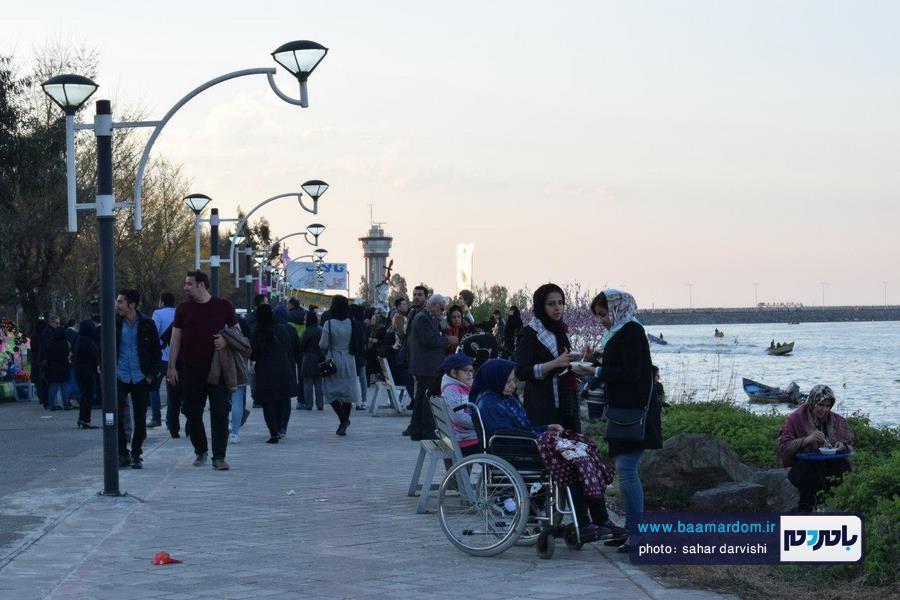 گیلان و مازندران، رکورد شکنان سفرهای نوروزی