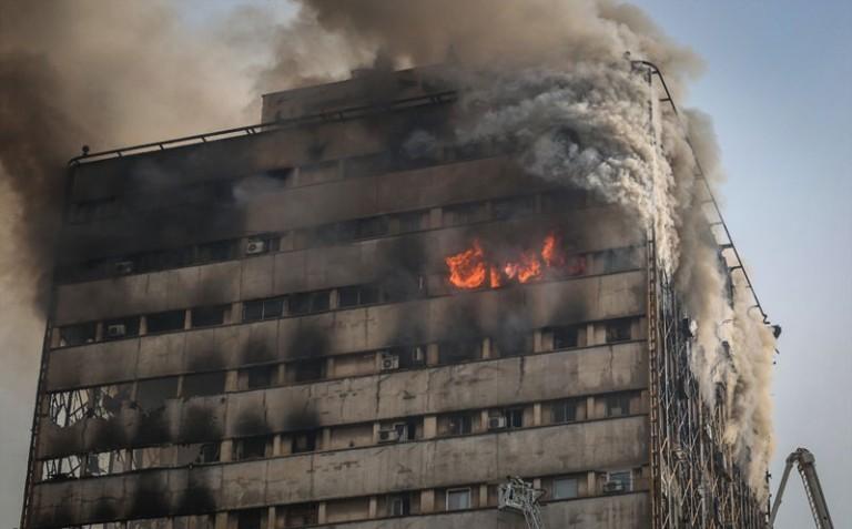 علت اصلی فرو ریزش ساختمان پلاسکو چه بود؟