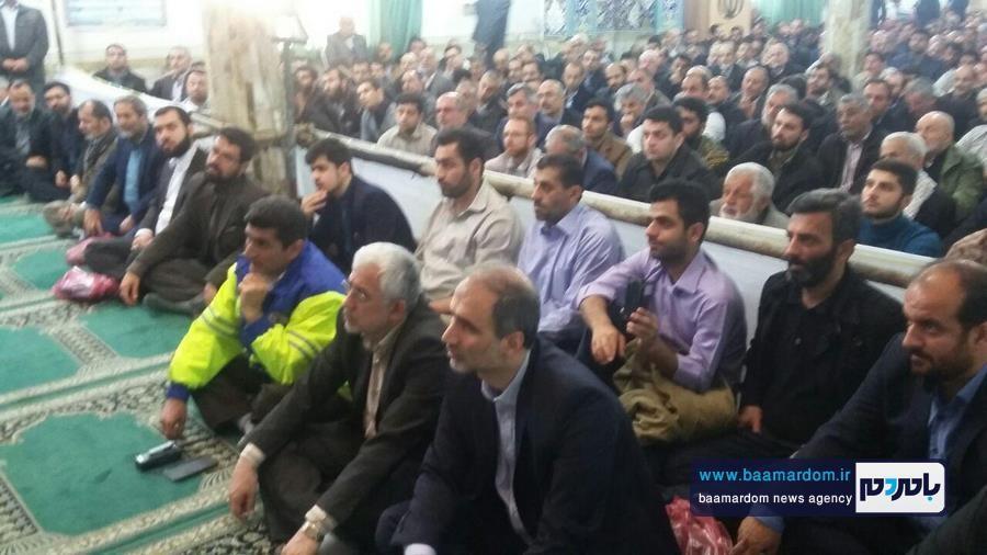 یادواره سردار شهید املاکی 21 - بیست و نهمین سالگرد شهادت سردار شهید حسین املاکی برگزار شد + گزارش تصویری