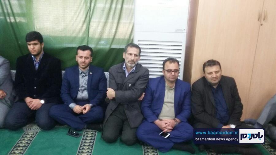 یادواره سردار شهید املاکی 3 - بیست و نهمین سالگرد شهادت سردار شهید حسین املاکی برگزار شد + گزارش تصویری