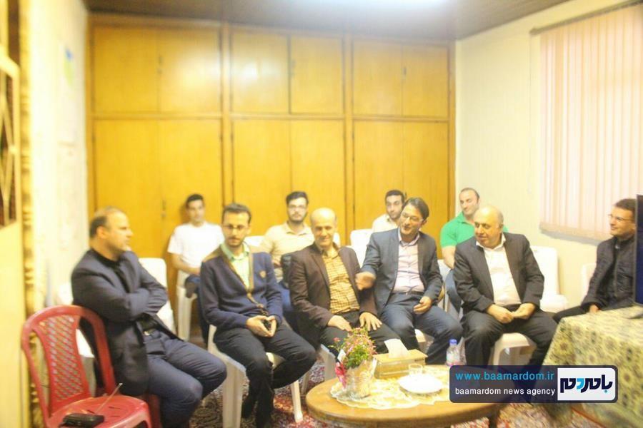 افتتاح باشگاه کوهنوردی باران لاهیجان 17 - نیکفر: سالن ورزشی تختی تا پایان سال افتتاح می شود | وثوقی: در طول تاریخ فقط 300 هزار تومان بودجه دریافت کرده ایم | کیانی: تنهایی این باشگاه را تاسیس کردم