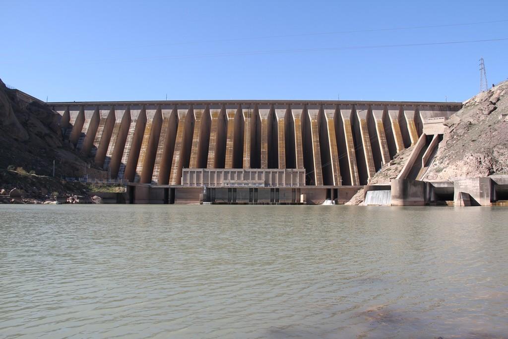 ورودی آب سد سپیدرود ۲۸ درصد کمتر از سال گذشته است