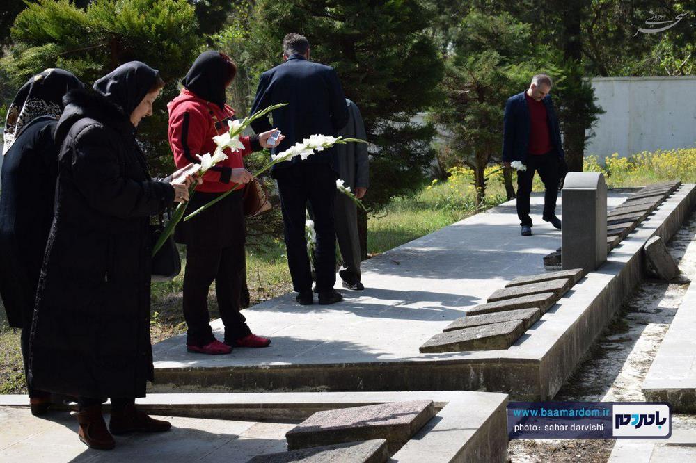 بزرگداشت سالروز ورود آوارگان لهستانی به بندر انزلی | گزارش تصویری