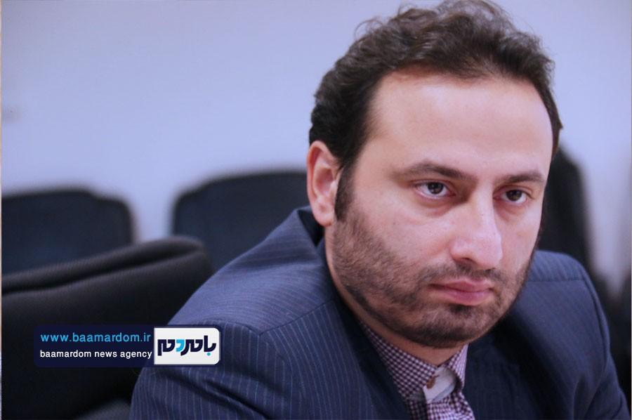بزرگ بشر - علی بزرگ بشر رییس هیات والیبال شهرستان لاهیجان شد + جزئیات